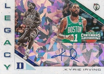 Legacy Signatures Kyrie Irving