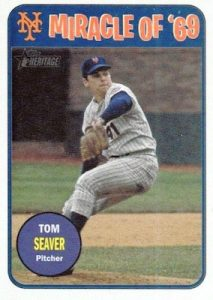 Miracle of '69 Tom Seaver