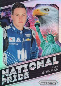 National Pride Alex Bowman