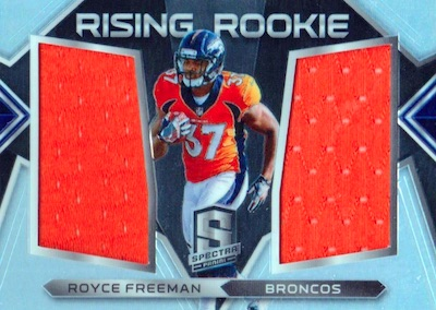 Rising Rookie Royce Freeman