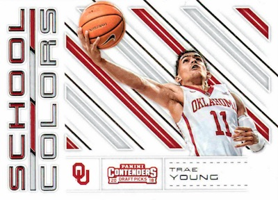 School Colors Trae Young