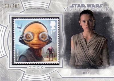 Stamp Cards Rey