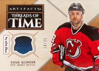 Threads of Time Doug Gilmour
