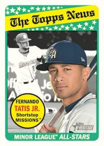 Topps News All-Stars Fernando Tatis Jr