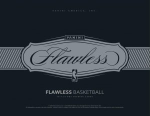 2017-18 Panini Flawless Basketball