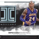 2017-18 Panini Impeccable Basketball