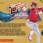 2018 Topps Update Baseball