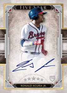 Base Auto Ronald Acuna Jr