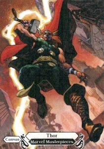 Base Canvas Thor