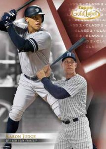 Base Class 2 Red Aaron Judge