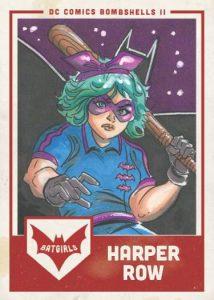 Batgirls Harper Row