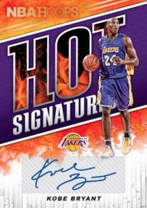 Hot Signatures Kobe Bryant