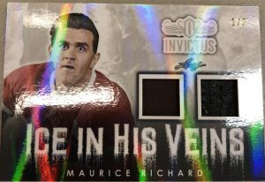 Ice in his Veins Maurice Richard