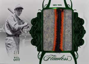 Jumbo Legends Relics Emerald Mel Ott