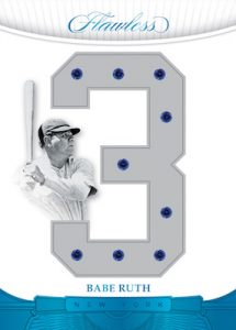 Legends Gems Babe Ruth