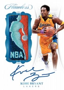 Logoman Autographs Kobe Bryant