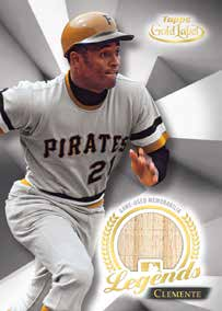 MLB Legends Relics Roberto Clemente