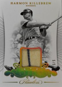 Material Greats Gold Harmon Killebrew