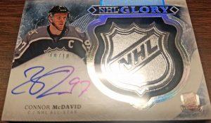 NHL Glory Autos Connor McDavid