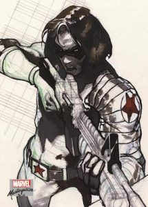Preliminary Art Winter Soldier