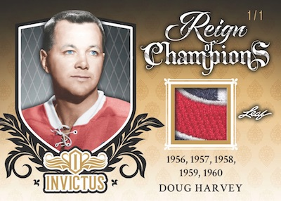 Reign of Champions Doug Harvey MOCK UP