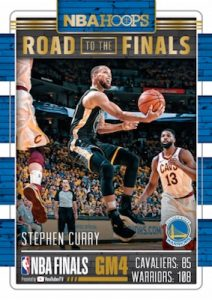 Road to the Finals Stephen Curry