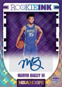 Rookie Ink Marvin Bagley III
