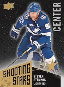 Shooting Stars Centers Steven Stamkos