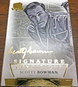 Signature Renditions Scotty Bowman