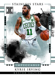 Stainless Stars Kyrie Irving
