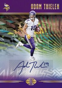Veteran Signs Purple Adam Thielen