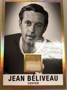 1960 Leaf Relic Jean Beliveau