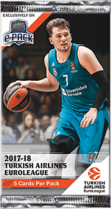 2017-18 UD Euroleague Basketball