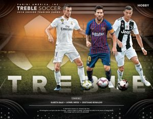 2018-19 Panini Treble Soccer