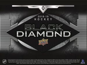 2018-19 Upper Deck Black Diamond