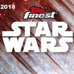 2018 Topps Finest Star Wars