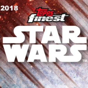 2018 Topps Finest Star Wars