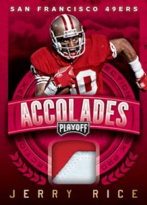 Accolades Jerry Rice