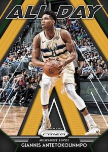 All Day Giannis Antetokounmpo