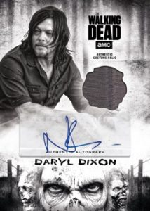 Auto Costume Relics Daryl Dixon