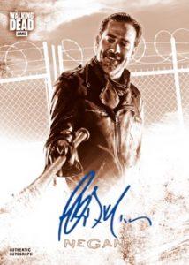 Autographs Negan
