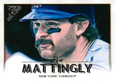Base Don Mattingly