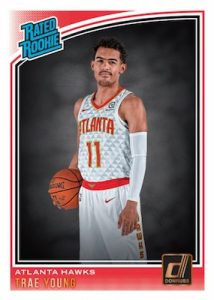 Base Rated Rookie Trae Young