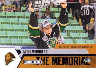 CHL Day With the Cup Flashbacks Mitch Marner