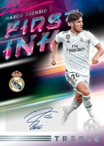First Ink Marco Asensio