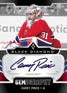 Gemography Auto Carey Price