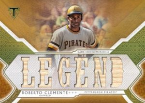 Legend Relics Roberto Clemente