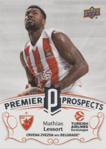 Premier Prospects Mathias Lessort