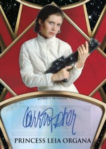 Prime Auto Carrie Fischer as Leia