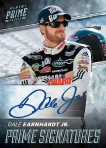 Prime Signatures Dale Earnhardt Jr